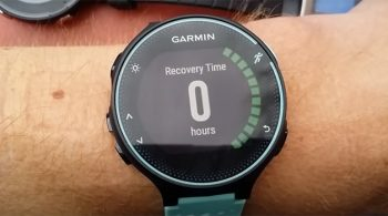 Is Garmin Forerunner 235 Waterproof