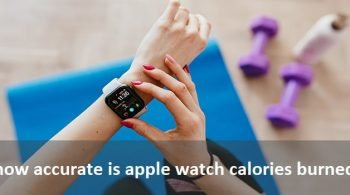 how accurate is apple watch calories burned